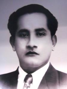 4-A.-Profesor y Licenciado Evaristo González Cabañas
