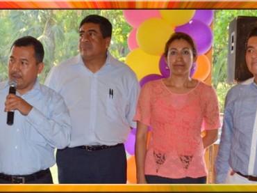 Festejo del Día de la Educadora en la Sección XIV de Acapulco