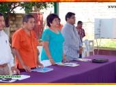 4to. informe y elección de la Sección XLIV de Tecoanapa