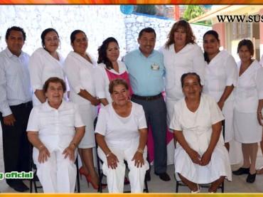 Inauguración de techado en Jardín de Niños de Oxtotitlán