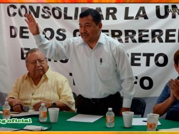 Reunión en la Coordinación Estatal del Movimiento Ciudadano