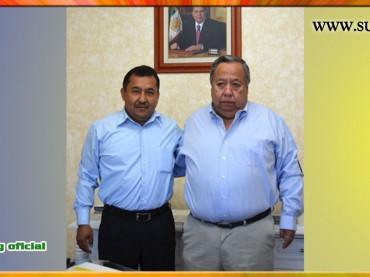 Reunión con el Secretario de Finanzas del Gobierno del Estado