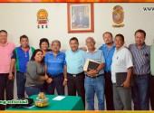 Visita del Comité Ejecutivo de la Sección XXI de Acapulco