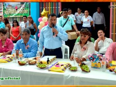 """Clausura del Jardín de Niños """"Juan Enrique Pestalozzi"""" de Acapulco"""