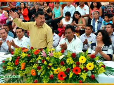Clausura Masiva de la Zona Escolar 09 de Primarias de Taxco