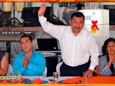 Festejo del Servidor Público en la Sección X del SUSPEG