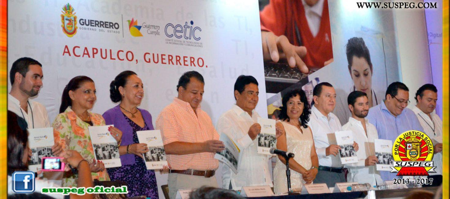 Presentación de la Agenda Digital Guerrero