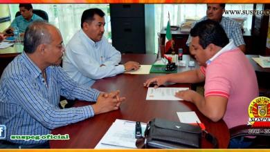 Reunión con Regidor del Ayuntamiento de Ayutla de los Libres