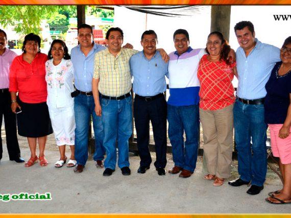 Visita a la Supervisión Escolar 040 de Primarias de Acapulco