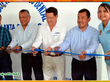 Inauguración de consultorio dental en la Sección XXVII del SUSPEG