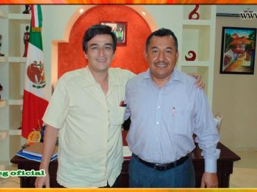 Reunión de Trabajo con el Director de Administración y Desarrollo de Personal