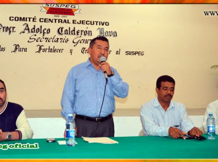 Tercera Reunión de Pleno del C.C.E. del Suspeg