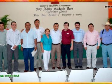 Reunión con la Asociación de Supervisores Escolares y el Director General de Administración y Desarrollo de Personal