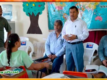 Visita a la Escuela Primaria Narciso Mendoza de Acapulco