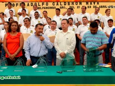 Ceremonia de Clausura de los juegos deportivos conmemorativos al 70 Aniversario del SUSPEG