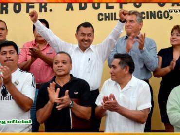 Inauguración de los juegos deportivos del 70 Aniversario del SUSPEG