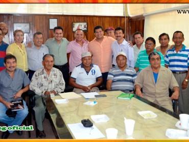 Reunión con el Director General del Parque Papagayo de Acapulco