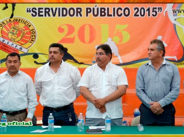 Ceremonia de Inauguración de los Juegos Deportivos del Servidor Público 2015