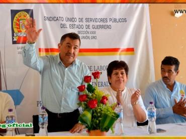 Cuarto Informe y Toma de Protesta del nuevo Comité de la Sección XXIII del SUSPEG