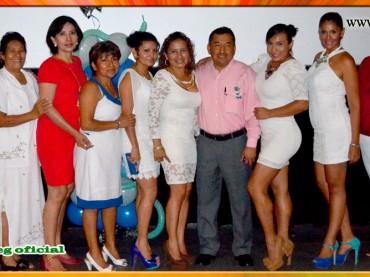 Clausura del Ciclo Escolar 2014-2015 del Jardín de Niños Vicente Guerrero