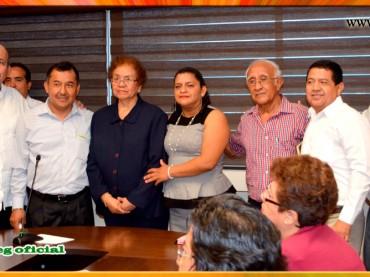 Entrega de Bases y Estímulos por Antigüedad a trabajadores del Poder Judicial del Estado
