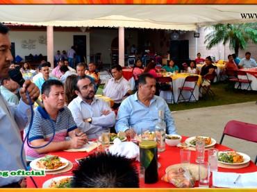 Festejo del Comité Central Ejecutivo del SUSPEG