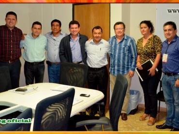 Primera Reunión de Acercamiento con Funcionarios del Gobierno del Estado