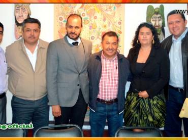 Visita a los Trabajadores Adscritos a la Representación del Gobierno del Estado de Guerrero en el Distrito Federal