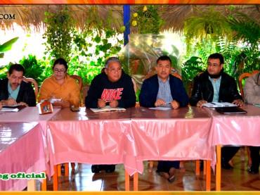 Segunda Reunión Regional de Secretarios Generales Seccionales de la Región Norte