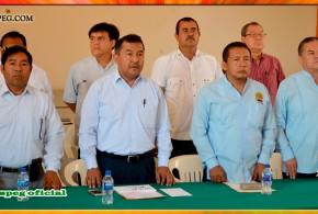 Cuarto Informe y Toma de Protesta al Nuevo Comité de la Sección LII del SUSPEG