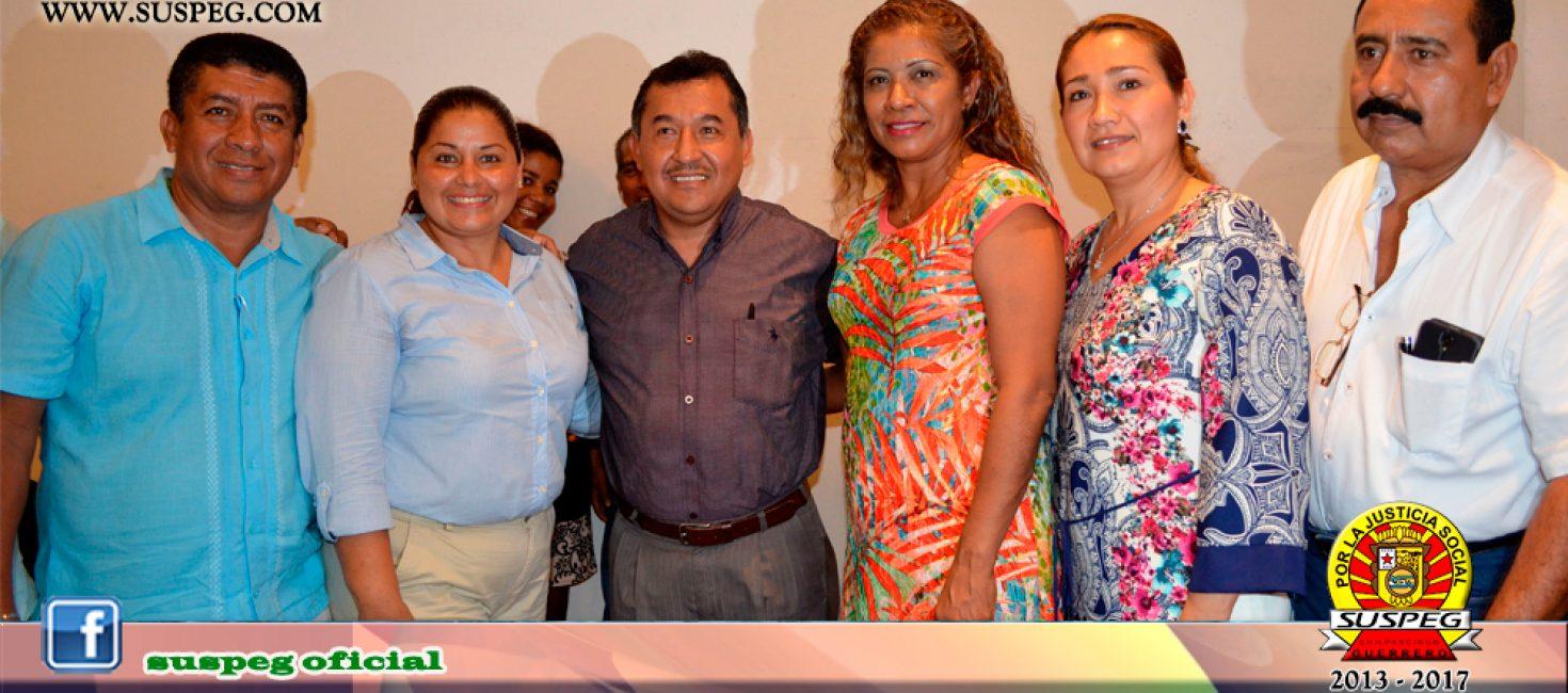Entrega de Estímulos a la Permanencia a Trabajadores del Ayuntamiento de Acapulco