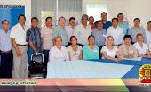 Inauguración de las Oficinas de la Supervisión Escolar 08 de Telesecundarias
