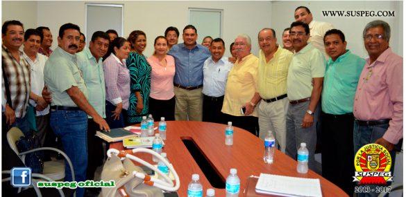 Reunión con Funcionarios del Ayuntamiento de Acapulco