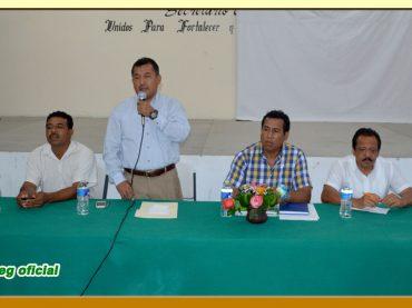 Cuarta Reunión de Pleno del Comité Central Ejecutivo del SUSPEG