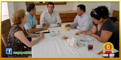 Mesa de Negociación del Pliego Petitorio 2016 con Representantes del Gobierno del Estado