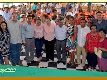 Entrega de Estímulos a la Permanencia a Trabajadores del DIF-Acapulco agremiados al SUSPEG