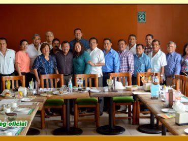 Reunión Supervisores Escolares Acapulco-Coyuca suspeg