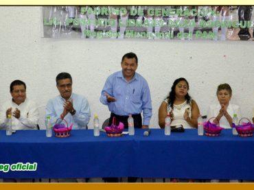 """Ceremonia de Clausura en la Escuela Telesecundaria """"Facundo Cabral"""""""