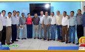 Reunión con Supervisores Escolares de Telesecundaria de la Región Centro