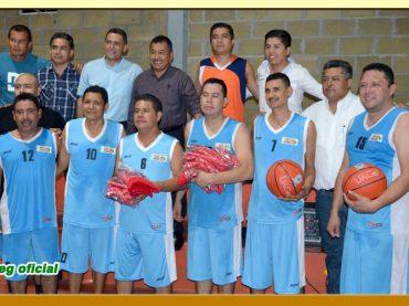 Partido Final y Premiación del Torneo de Basquetbol Varonil del Servidor Público