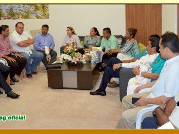Reunión con el Subsecretario de Finanzas del Ayuntamiento de Acapulco