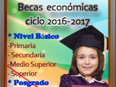 Convocatorias Becas 2016-2017