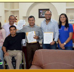 Firma del Convenio de Colaboración entre el Instituto Universitario del Sur, A.C. y el SUSPEG
