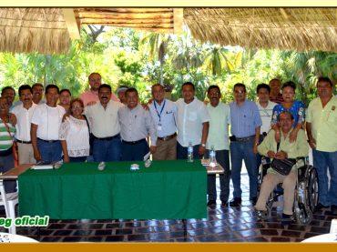 Reunión con Trabajadores Basificados Agremiados a la Sección XXVII del SUSPEG