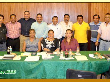 Reunión con el nuevo Secretario de Administración y Finanzas del Ayuntamiento de Acapulco