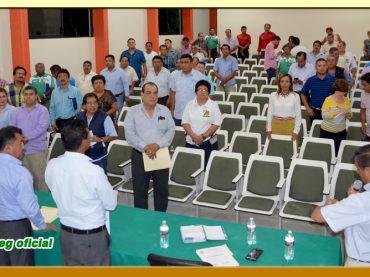 Sexta Reunión de Pleno del Comité Central Ejecutivo del SUSPEG