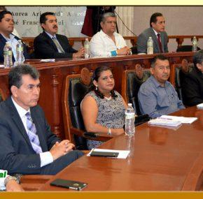 Invitación al Segundo Informe del Magistrado Presidente del Poder Judicial del Estado.