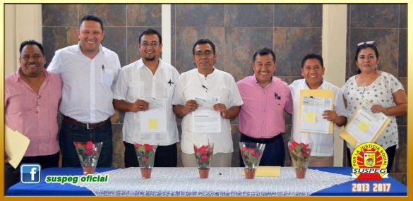 Tercera Reunión Regional con Secretarios Generales Seccionales de la Región Norte.