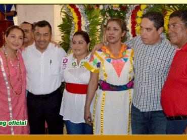 Peregrinación Anual en Honor a la Virgen de Guadalupe de la Secciones Sindicales del Ayuntamiento de Acapulco