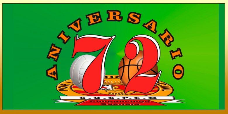 72 Aniversario del Suspeg